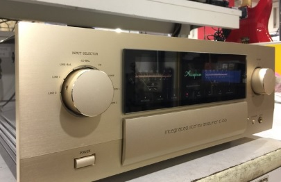 INTEGRATED STEREO AMPLIFIER E-450