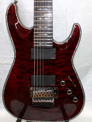 SCHECTER エレキギター AD-C-7-FR-HR