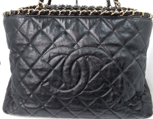 CHANEL トートバッグ A50495