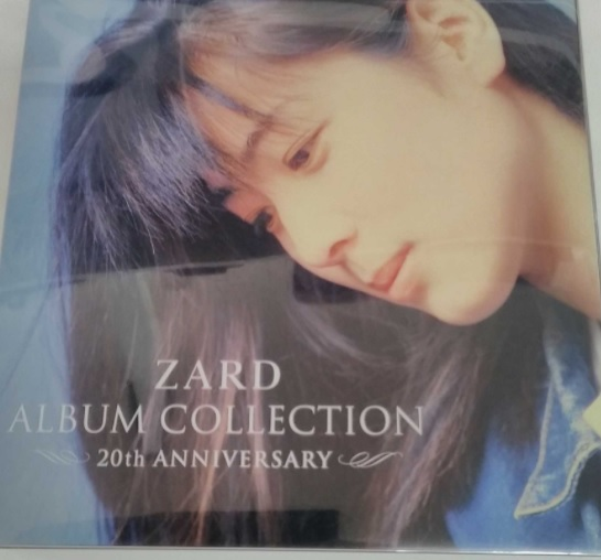 ZARD ALBUM COLLECTION~20TH ANN