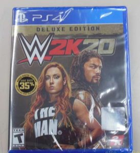 2K BY GINGHAM W2K20 DELUXE EDITION プレイステーション4ソフト