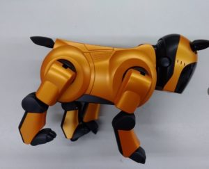 SONY ロボット AIBO ERS-210
