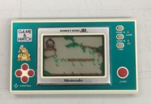 GAME&WATCH ドンキーコングJR.
