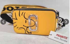 MARC JACOBS×SNOOPY ショルダーバッグ ウッドストック