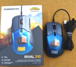 STEELSERIES マウス RIVAL310